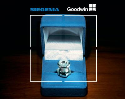 SIEGENIA стає новим партнером компанії Goodwin