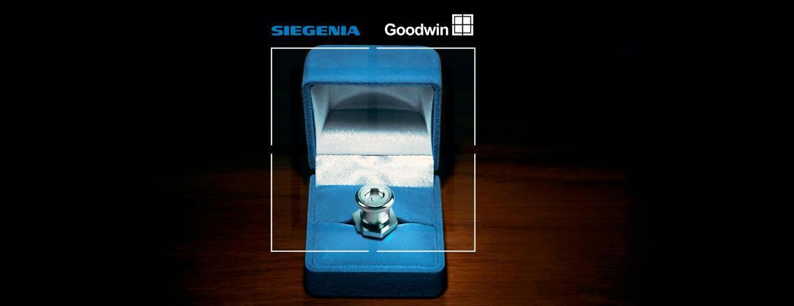SIEGENIA становится новым партнером компании Goodwin