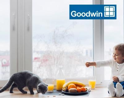 Акция «Теплее теплого»  –  супер цены на  энергосберегающие окна Goodwin