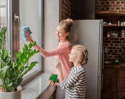ПВХ вікна для будинку