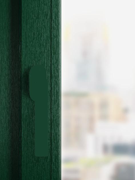 Болотный зеленый