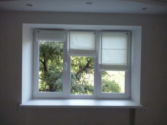 Металлопластиковое окно Goodwin