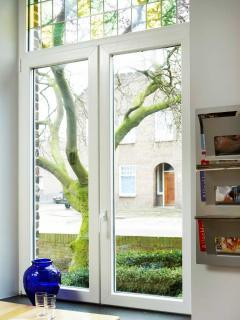 Energy-saving plastic windows Goodwin
