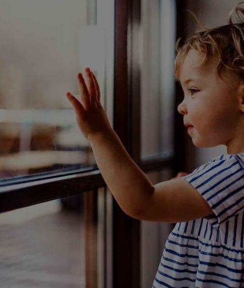 Вікно в дитячу кімнату